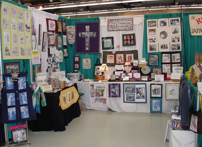 [Northwest Quilt, Craft & Sewing Festival, Puyallup, WA 2006]